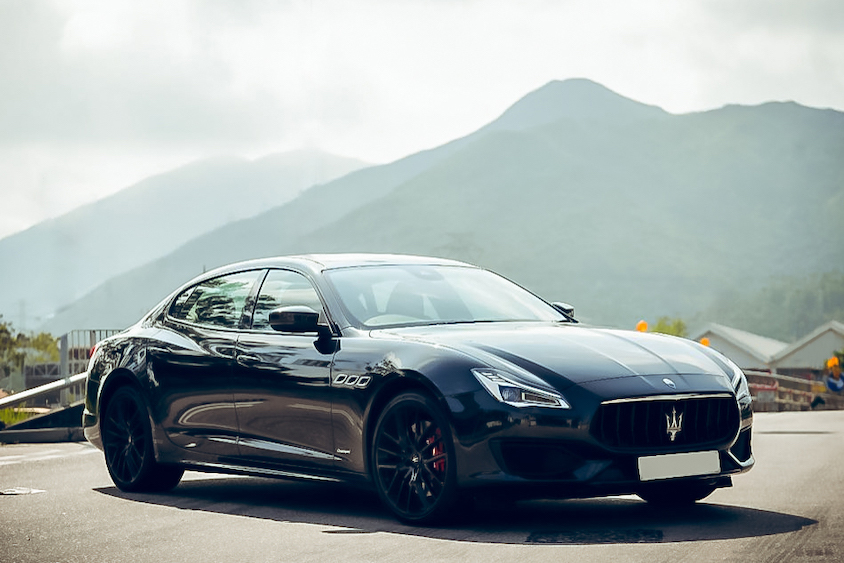 Maserati (限量大版)