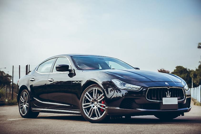 Maserati (細版)